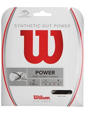Wilson Synthetic Gut Power 17 String