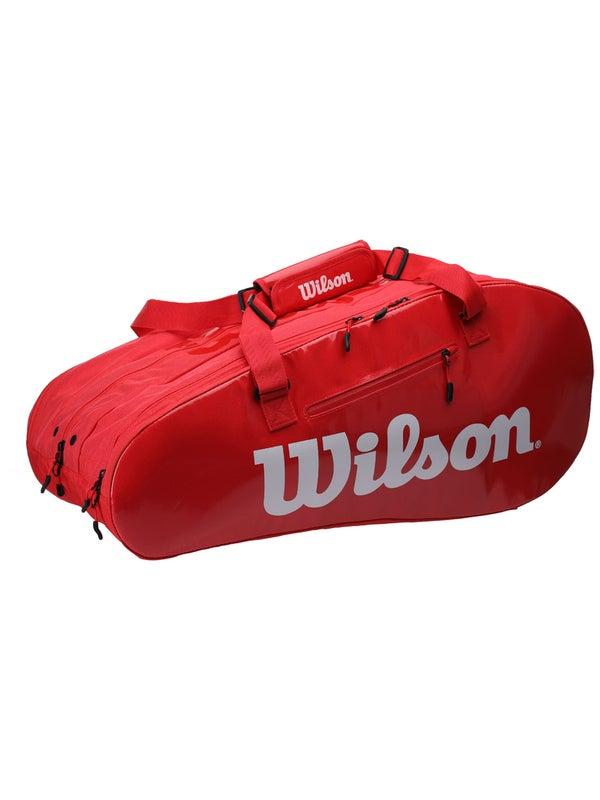 Wilson Super Tour 15 Pack Bag (3 Compartments)