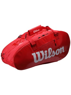 Product Image Of Wilson Super Tour 9 Pack Bag 2 Compartments