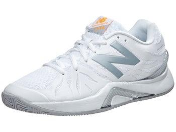 big sale d7264 b6d07 Product image of New Balance WC 1296v2 B White Silver Women s Shoe