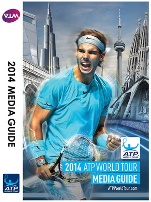 ATP World Tour/WTA Tour Media Guide 2014