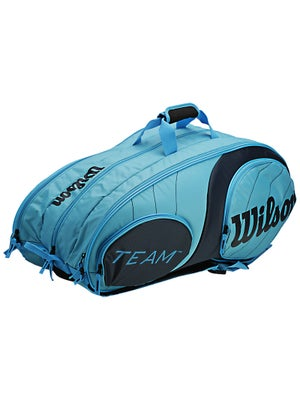 Wilson Team Blue 12 Pack Bag