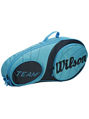 Wilson Team Blue 3 Pack Bag