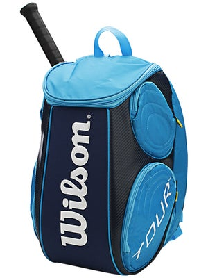 Wilson Tour Blue Large Backpack Bag