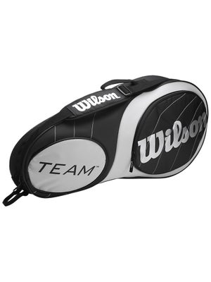 Wilson Team Black/Silver 3 Pack Bag