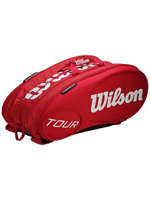 Wilson Tour Red 15 Pack Bag