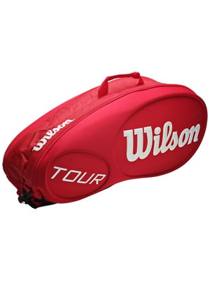 Wilson Tour Red 6 Pack Bag