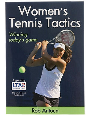 Women's Tennis Tactics Book