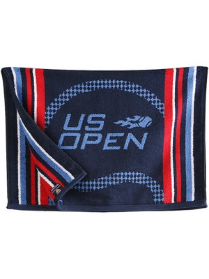 Wilson 2013 US Open Official On-Court Towel Blue