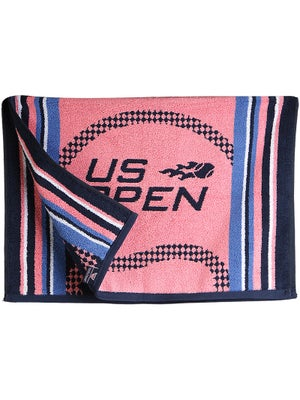 Wilson 2013 US Open Official On-Court Towel Pink