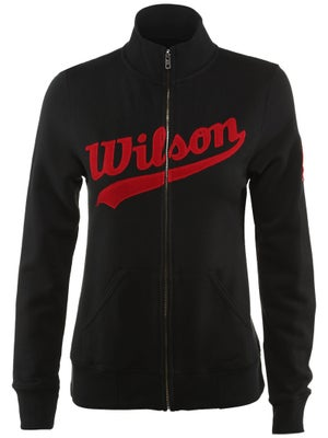 Wilson Women's 100 Year Full Zip Sweatshirt