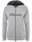 Wilson Womens Core Full Zip Hoodie