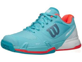 209171cfe9a29 Product image of Wilson Rush Pro 2.5 Blue/White/Or Women's Shoe