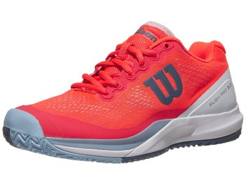 Product image of Wilson Rush Pro 3.0 Coral Blue Women s Shoe b92b5a052f7