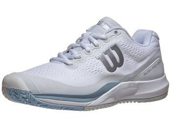 01ac439d4e855 Product image of Wilson Rush Pro 3.0 White/Blue Women's Shoe