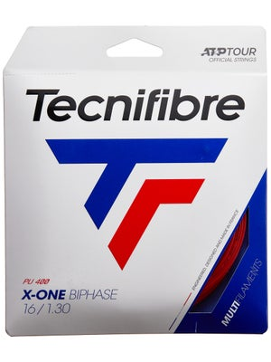 Tecnifibre X-One Biphase 16 String Red