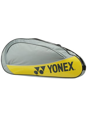Yonex Club Series 3 Pack Bag Grey