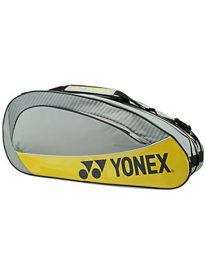 Yonex Club Series 6 Pack Bag Grey