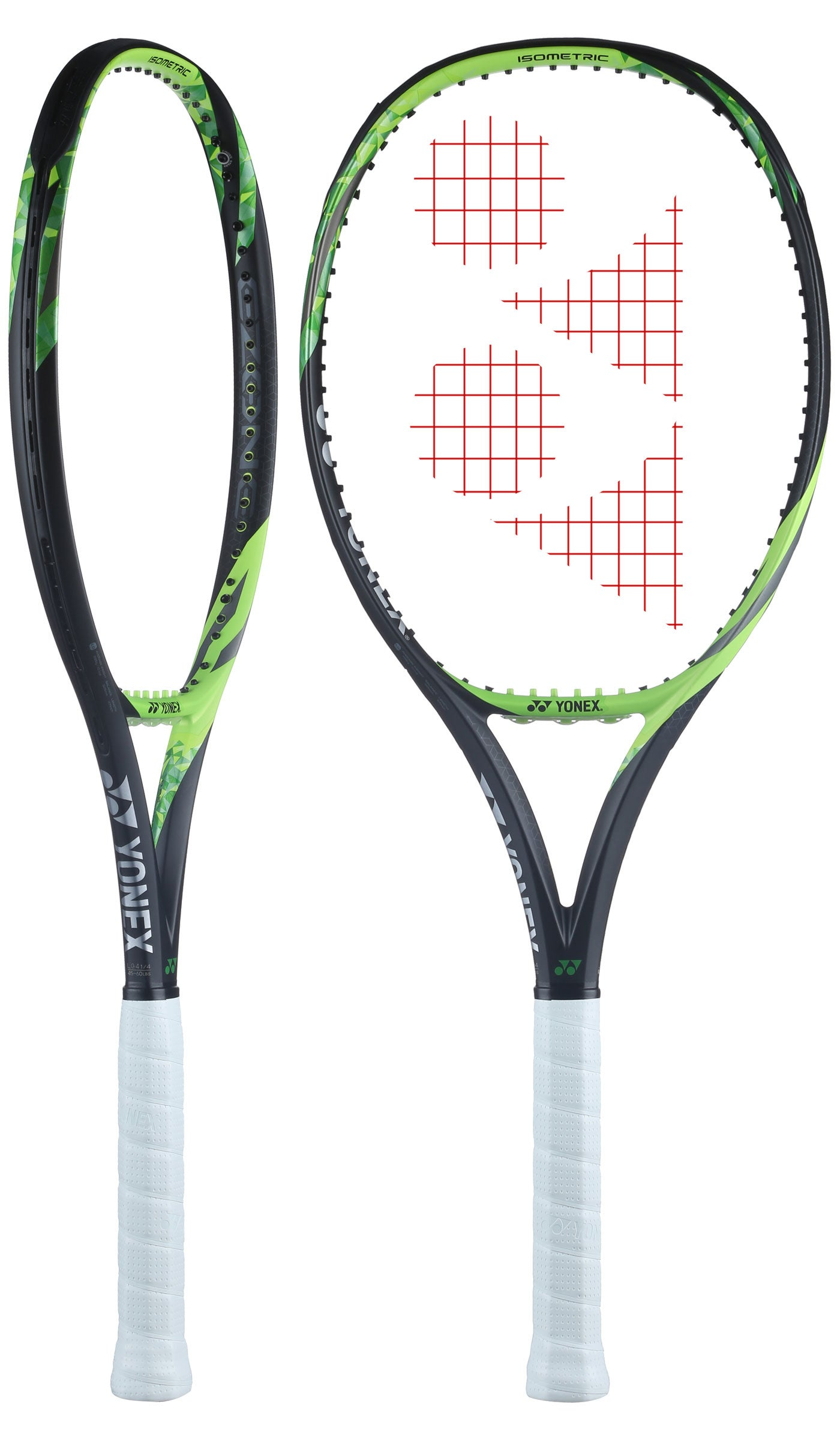 Yonex EZONE 100 (285g) Racquets (Lime Green)