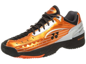 Yonex Power Cushion 308 CL Bk/Orange Men's Shoe