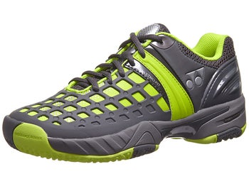 Yonex Power Cushion Pro Clay Grey/Yellow Men's Shoe