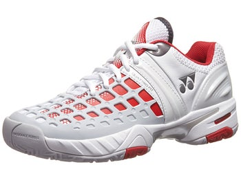 Yonex Power Cushion Pro White/Red Men's Shoe