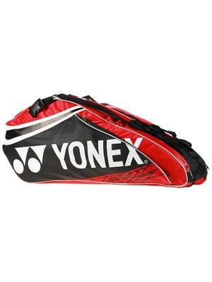 Yonex Pro Series 9-Pack Bag Black/Red