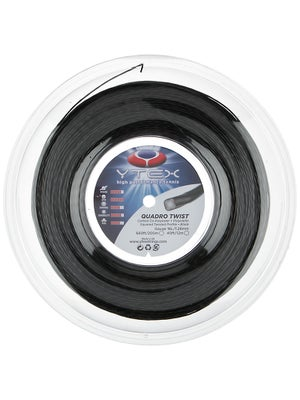YTex Quadro Twist 16L 600' String Reel Black