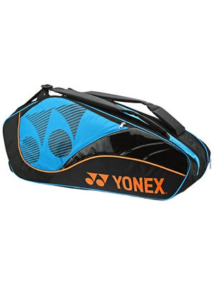 Yonex Tournament Active 6 Pack Bag Turquoise