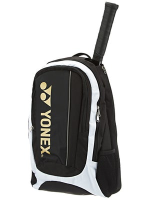Yonex Tournament Basic Backpack Black/Gold