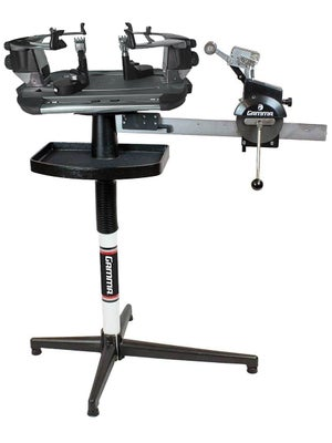 Gamma 6004 w/ 6-Point SC Mount Stringing Machine