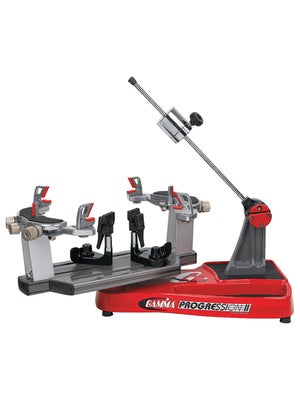 Gamma Progression II 602 FC Stringing Machine