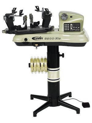 Gamma 6900 ELS w/ 6-Point SC Mount Stringing Machine