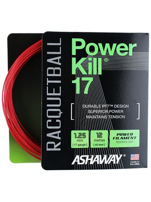 Ashaway 2014 PowerKill 17 RB String