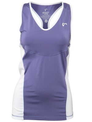 Athletic DNA Womens Spring Rebel Racer Tank