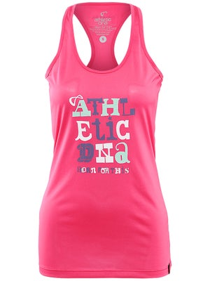 Athletic DNA Womens Spring Spirit Tank