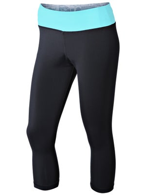 Athletic DNA Womens Summer Capri