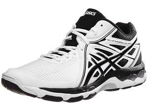 ASICS Gel Ballistic Mid Mens Shoes White/Black