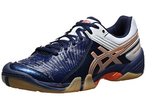 ASICS Gel Domain 3 Mens Shoes Navy/Lightning/White