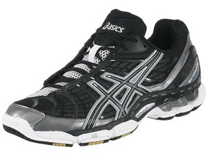 Asics Gel Volley Elite Mens Shoes Black/Gunmetal