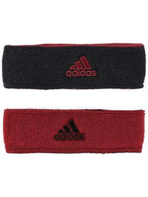 adidas Interval Reversible Headband Black/Red