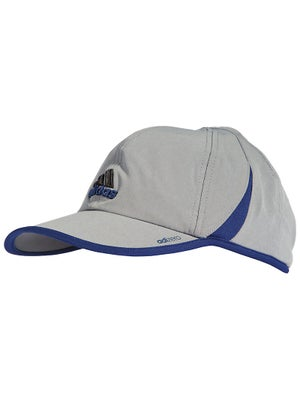 adidas Mens adizero II Hat Grey/Blue