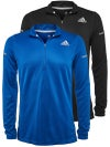 adidas Men's Spring 1/2 Zip Long Sleeve Top