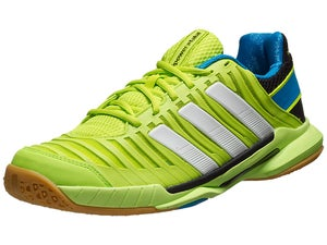 adidas Adipower Stabil 10.1 Solar Green/WH Mens Shoes