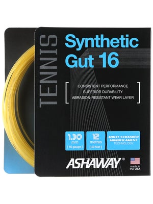 Ashaway Synthetic Gut 16 String