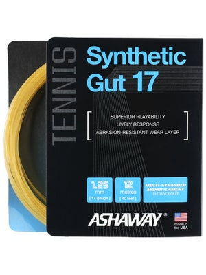 Ashaway Synthetic Gut 17 String