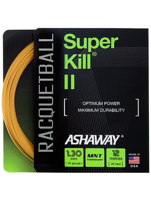 Ashaway SuperKill II 16 RB String