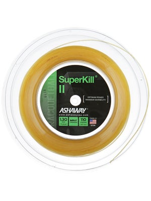 Ashaway SuperKill II 16 RB 360 Reel-Natural