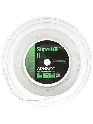 Ashaway SuperKill II 16 RB 360 Reel-White
