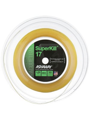 Ashaway SuperKill 17 RB 360 Reel (Natural)